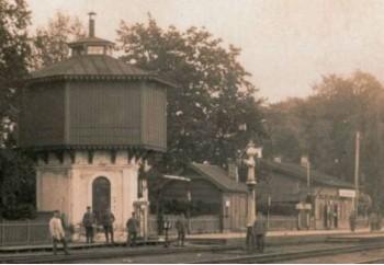 Vandens bokštas 1917